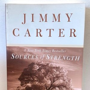 Jimmy Carter - Sources of Strength Paperback Book
